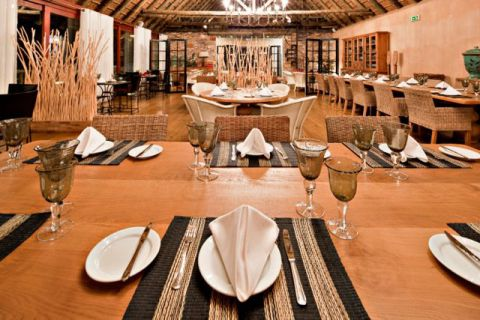 Restaurante Pululukwa Resort