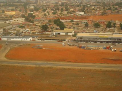 Lubango a Luanda