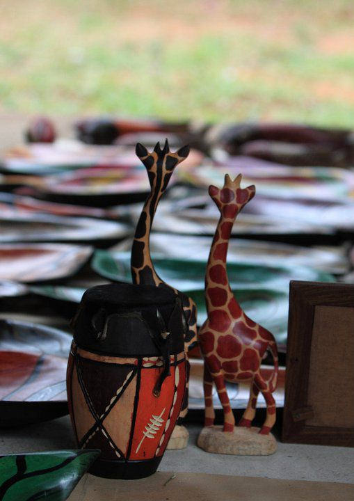 Um espaço de cultura e diversão no centro da cidade. Maputo. Foto: FEIMA. Mais info: http://viajar.sapo.mz