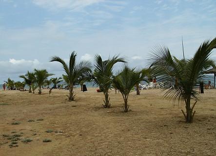 Larga enseada situada na província do Bengo, em pleno Parque Nacional de Quissama