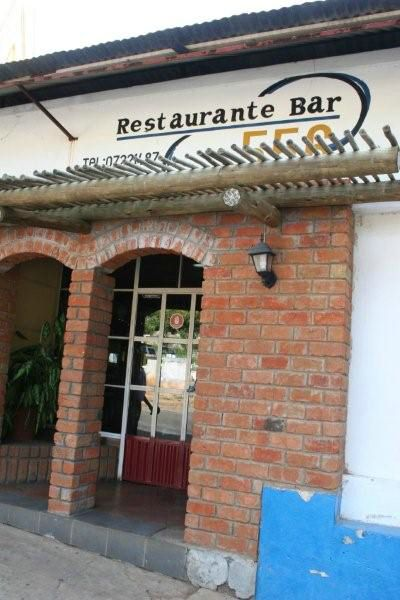 Restaurante Bar 550