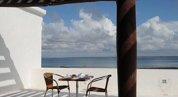 Na Ilha de Moçambique