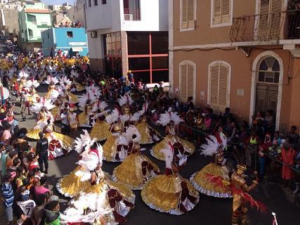 Carnaval - São Vicente