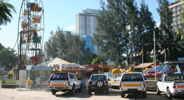 Feira Popular|Maputo