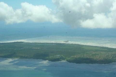 Voo Pemba - Ilha de Matemo