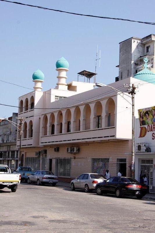Mesquita antiga.