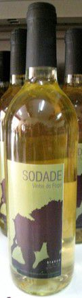 Vinho Sodade - Ilha do Fogo