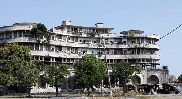 Grande Hotel da Beira.