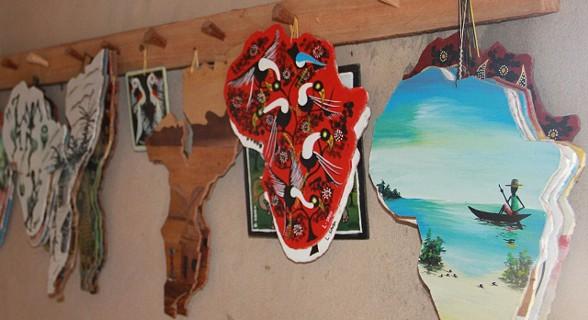 Associação de Arte Africana em Pemba