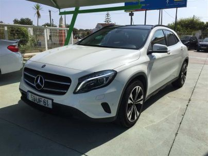 Mercedes-Benz Classe GLA 180 CDi AMG Line (109cv) (5p)
