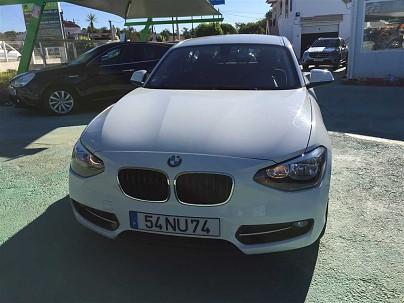 BMW Série 1 118d Line Sport (143cv) (5p)