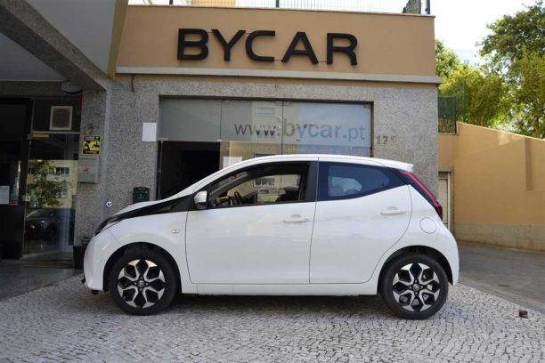 Toyota Aygo 1.0 PLAY X PLUS touch MM