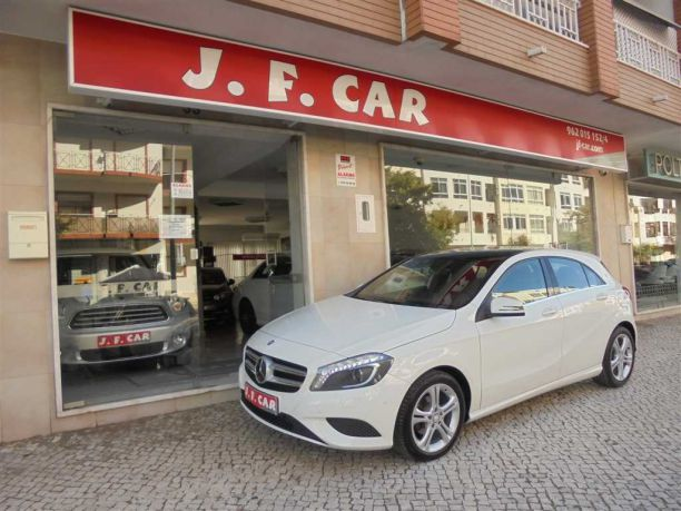 Mercedes-Benz Classe A 200 CDi B.E. Urban Auto (136cv) (5p)