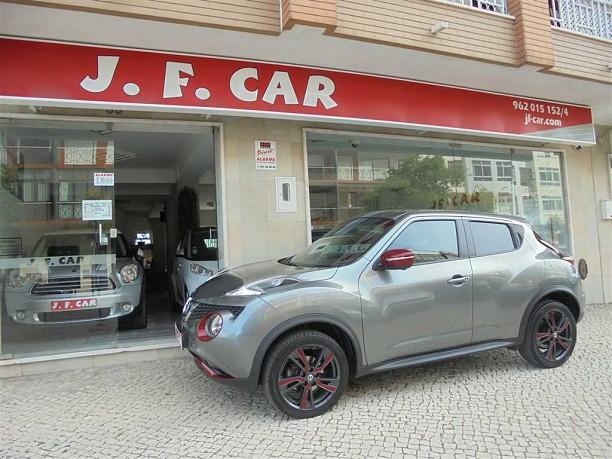 Nissan Juke 1.2 DIG-T TECKNA PREMIUM RED