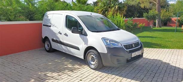 Peugeot Partner 1.6 BlueHDi L1 Premium 3L (75cv) (4p)