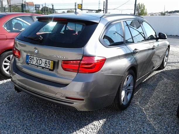 BMW Série 3 320 d Touring Line Sport Auto (190cv) (5p)