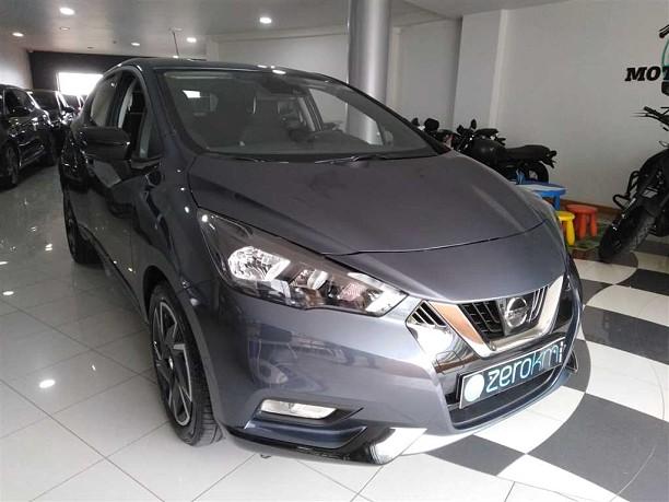 Nissan Micra 1.0 IG-T N-Design Black