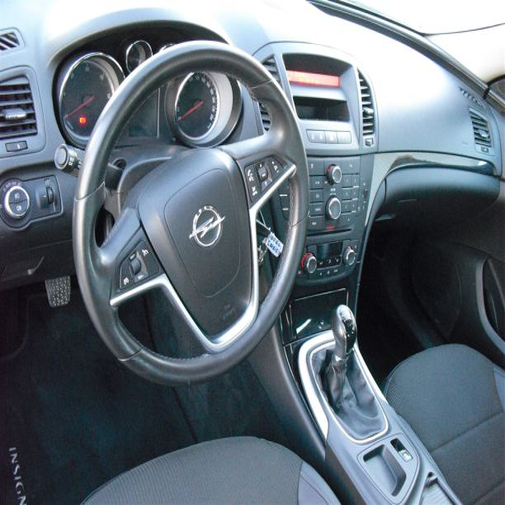 Opel Insignia 2.0 CDTi Cosmo (130cv) (4p)