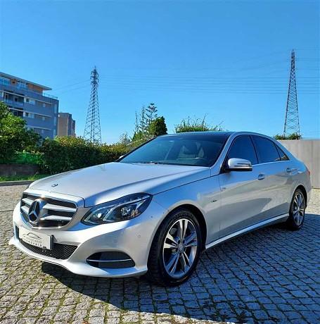 Mercedes-Benz Classe E 220 BlueTEC BE Edition Aut.  (170cv) (4p)