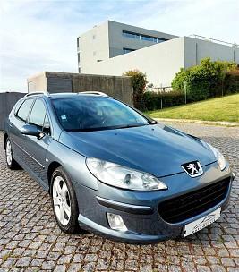 Peugeot 407 SW 2.0 HDi Sport (136cv) (5p)
