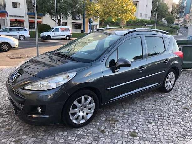 Peugeot 207 SW 1.6 HDi SE Sportium (92cv) (5p)