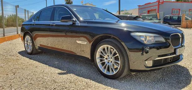 BMW Série 7 730 d (245cv) (4p)