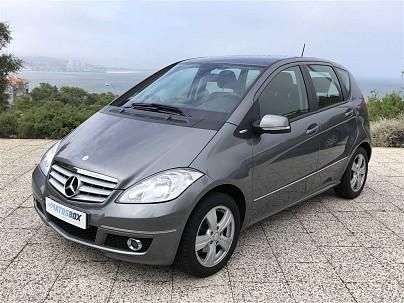 Mercedes-Benz Classe A 160 Avantgarde BlueEfficiency (95cv) (5p)