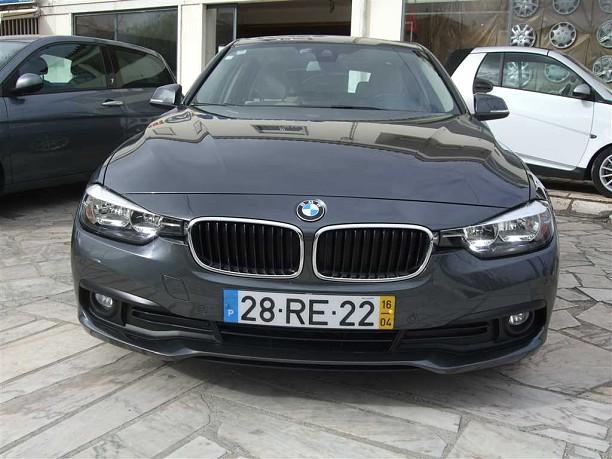 BMW Série 3 320 d Touring EfficientDynamics (163cv) (5p)