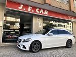 Mercedes-Benz Classe C C220 d AMG 194 CV