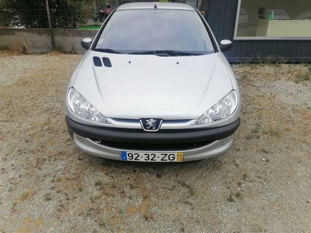 Peugeot 206 1.4 HDi Look (68cv) (5p)