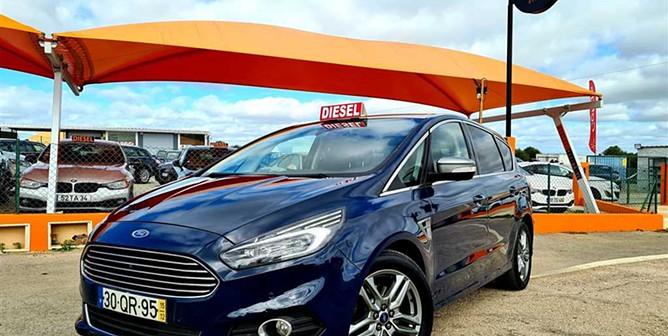 Ford S-Max 2.0 TDCi Titanium Powershift (150cv) (5p)