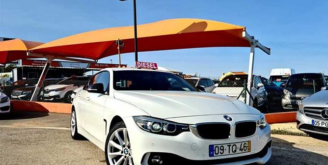 BMW Série 4 Gran Coupé 420 d Gran Coupé Advantage Auto (190cv) (5p)