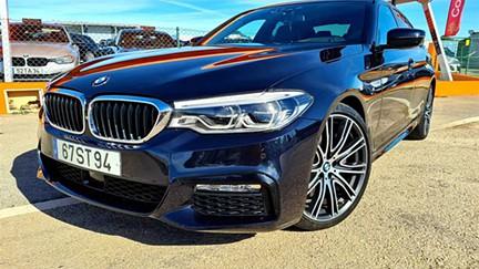BMW Série 5 530 d Xdrive Pack ///M Auto (265cv)