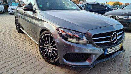 Mercedes-Benz Classe C 300 BlueTEC Hybrid AMG Line (204cv) (5p)