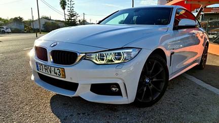 BMW Série 4 Gran Coupé 420 d Gran Coupé Pack M Auto (190cv) (5p)