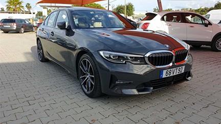 BMW Série 3 320 d Line Sport (190cv) (4p)