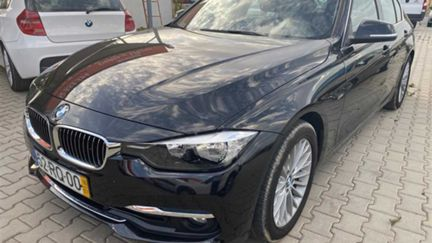 BMW Série 3 320 d Line Luxury (190cv) (4p)