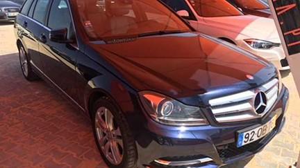 Mercedes-Benz Classe C 250 CDi Avantgarde BE 136g Aut. (204cv) (5p)