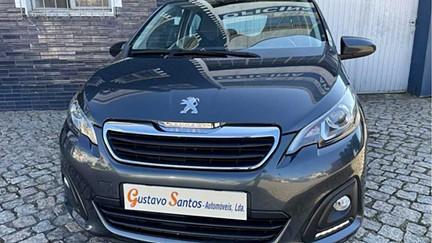 Peugeot 108 1.0 e-VTi Active (68cv) (5p)