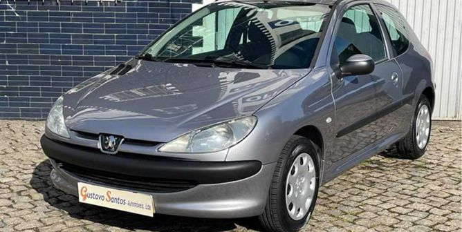 Peugeot 206 1.1 Color Line (60cv) (3p)