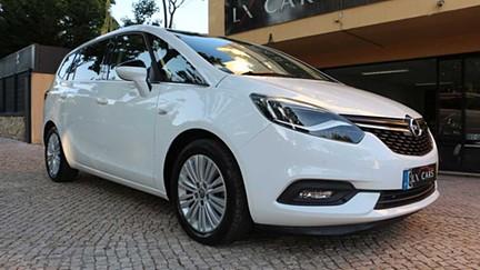 Opel Zafira 1.6 CDTI INNOVATION 7 LUG. GPS. Teto Panoramico. Nacional. Só 59.000 Kms