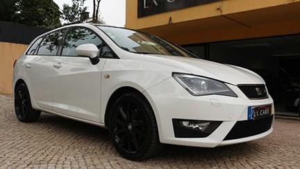 Seat Ibiza ST 1.2 TSI 110 cv GPS Nacional