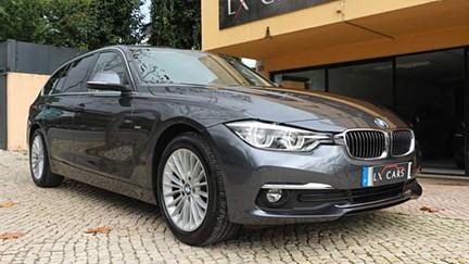 BMW Série 3 320 d Touring XDrive Luxury Cx Auto GPS 190 cv Nacional