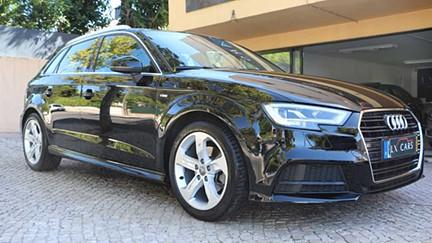 Audi A3 Sportback 1.6 TDI Sline GPS Modelo 2017, Nacional