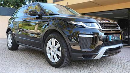 Land Rover Range Rover Evoque 2.0 TD4 Dynamic HSE 180cv Nacional