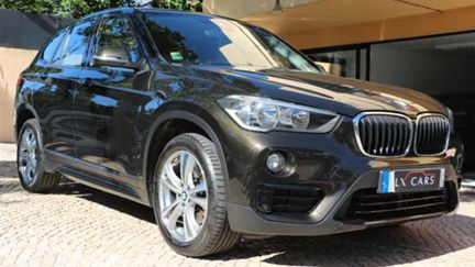 BMW X1 2.0d 190 cv SPORT Line Cx Auto, Nacional