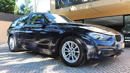 BMW Série 3 320d Touring 190 cv GPS Nacional