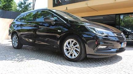 Opel Astra ST 1.6 CDTI 136 cv Innovation Nacional GPS