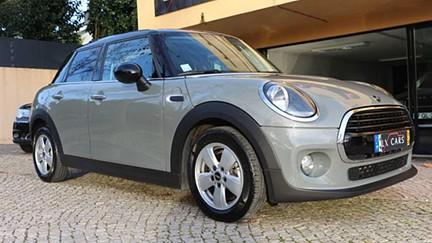 MINI Cooper D Cx Auto 5 Portas Nacional. Garantia Mini