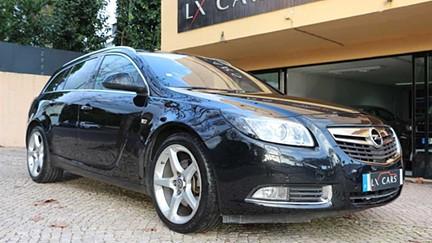 Opel Insignia Sport Tourer BI TURBO 2.0 CDTI 195 cv, Nacional